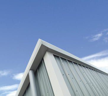 Insulated panels accessories Flashings and Guttering