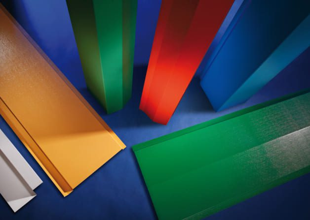 Insulated panels accessories flashings and guttering flashings studio