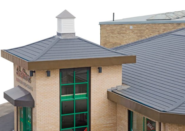 Insulated panels meta slate plus Durable lightweight dry fix system which is easy and quick to install