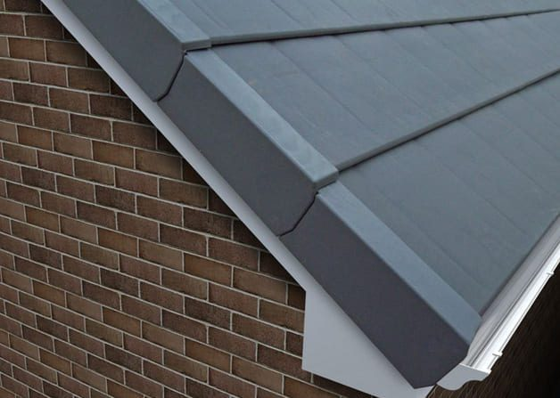 Insulated panels meta slate plus Natural looking slate appearance with the robustness of steel