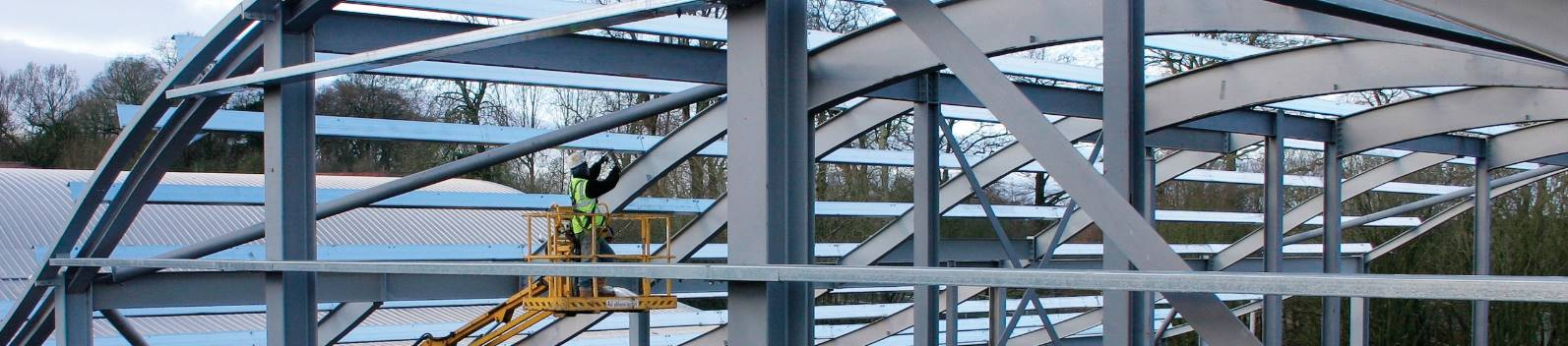 Roof Zed purlins Secondary Steelwork Manufacturer