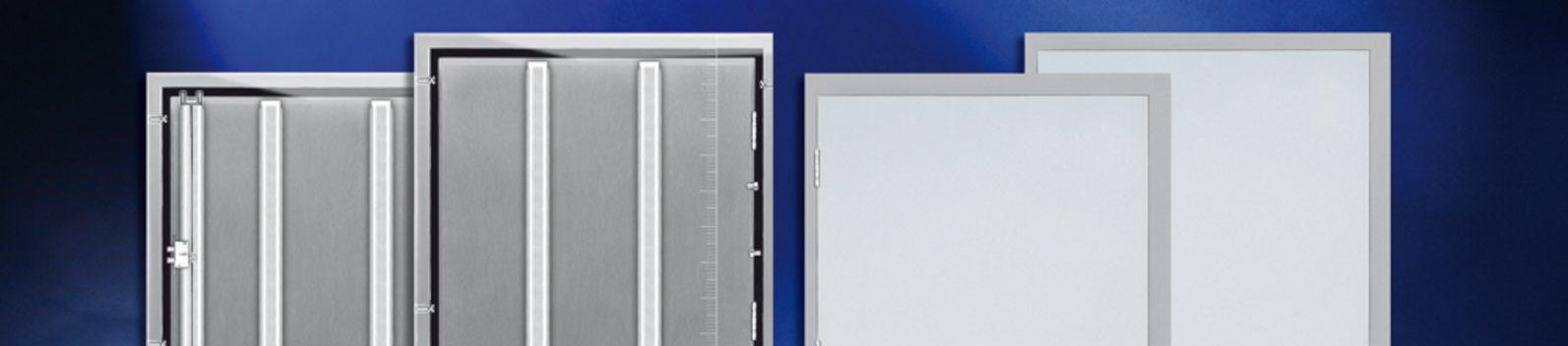 Secure steel exit doors Accessories