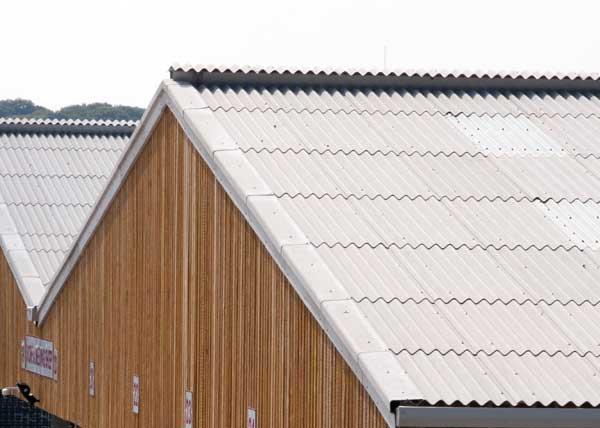 Single skin Fibre cement panels