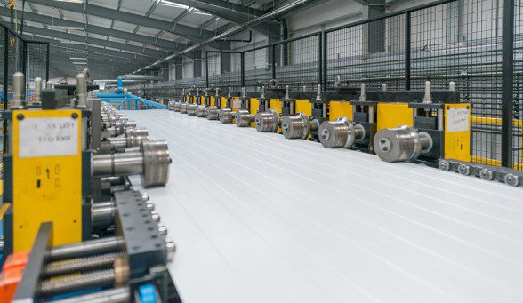 State of the art equipment and machinery