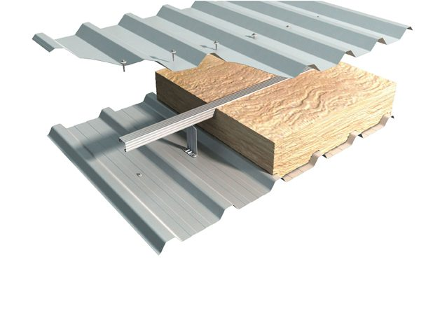 Twin skin product gemello wide range of use from warehousing and industrial applications to agricultural and home outbuilding uses
